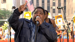 LunchMoney Lewis performs 'Bills' on TODAY plaza