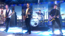 Parmalee performs 'Already Callin' You Mine' on TODAY