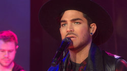 Adam Lambert performs 'Ghost Town' on TODAY