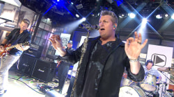 Rascal Flatts throws it back with 'What Hurts the Most'