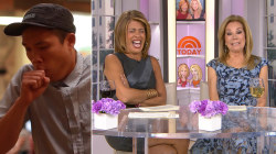 KLG and Hoda chuckle over the struggles of a germaphobe