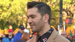 Andy Grammer: Thanksgiving Day parade is an American institution
