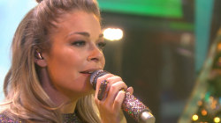 LeAnn Rimes sings 'Celebrate Me Home' for the holidays