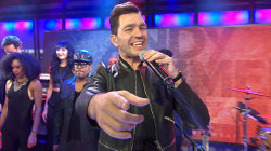 Andy Grammer performs 'Good to be Alive'
