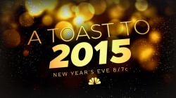 Kathie Lee and Hoda will toast 2015 with all your favorite stars