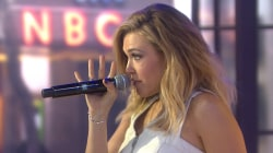 Rachel Platten sings 'Speechless' for Kathie Lee and Hoda