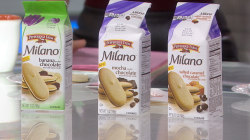 Milano cookies release 3 new flavors, including Salted Caramel Chocolate