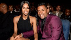 Did Russell Wilson profess his love to Ciara via a Google search?