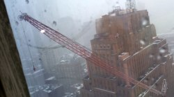Horrifying NYC Crane Collapse Caught on Camera