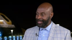 Jerry Rice talks about his Super Bowl predictions