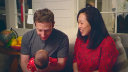 Mark Zuckerberg rings in Chinese New Year in the most adorable way