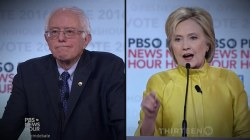 Big Moments from the Hillary/Bernie Debate (in 3 minutes)