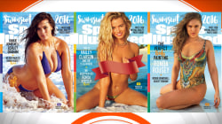 Sports Illustrated features women of all body types on new covers