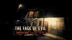 SNEAK PEEK: The Face of Evil
