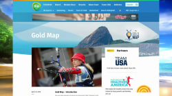 Road to Rio: Gold Map encourages kids to get active