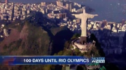 Live from Brazil: 100 Days Until the Rio 2016 Olympics