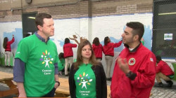 NBC celebrates volunteers with Comcast Cares Day