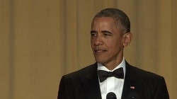 Obama pokes at Trump during WHCD speech