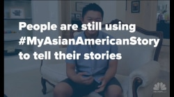 Continue the Conversation: #MyAsianAmericanStory