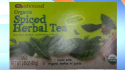 Some Gold Emblem Abound tea recalled due to salmonella fears