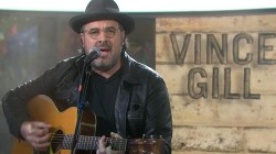 Vince Gill performs 'Down to My Last Bad Habit' on TODAY