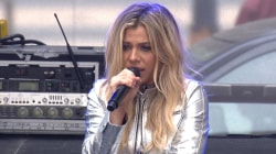 Watch: The Band Perry performs 'Live Forever' on TODAY Plaza