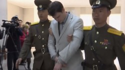 North Korea sentences US citizen to 10 years of hard labor