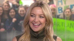 Kate Hudson on 'Mother's Day' and her 'hot mess' parties