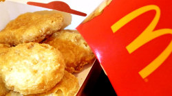 McDonald's gives McNuggets a makeover