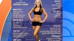 College cheerleading poster sparks outrage