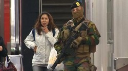 Brussels Metro Station Struck by Suicide Terror Attack Reopens
