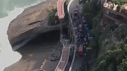 Elevated Bike Path Collapses in Brazil, Killing at Least 2 People
