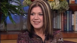 Flashback! Watch Kelly Clarkson talk 'American Idol' on TODAY in 2002