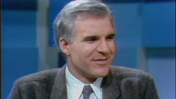 Flashback! Watch Steve Martin talk comedy career on TODAY in 1981
