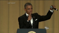 Reflecting on President Obama's Final Correspondents' Dinner Speech