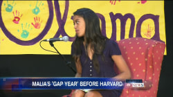 Malia Obama Joins Wave of Students Taking a Gap Year Before College