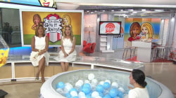 Give It Away! KLG and Hoda pick 5 lucky winners