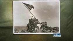 U.S. Marines Investigate Possible Mistaken Identity in Iwo Jima Photo