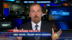 Chuck Todd: Presidential Race Has Entered 'Unchartered Territory'