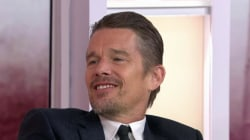 'Maggie's Plan': Ethan Hawke, Greta Gerwig on film, 'complications of love'