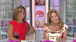 KLG and Hoda gush over Dana Carvey, watch his spot-on Regis Philbin impression