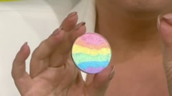 Rainbow highlighter! 9 trending beauty and style items for spring