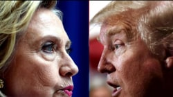 Clinton and Trump Continue to Sharpen Attacks
