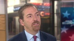 Donald Trump has contradicted every Clinton attack: Chuck Todd