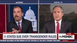 Exclusive: Texas AG Discusses Legal Challenge to Transgender Directive