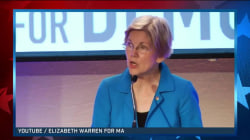 Elizabeth Warren blasts Donald Trump