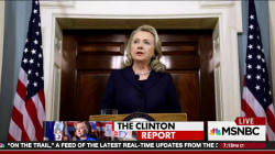 Report: Clinton violated State Dept. policy