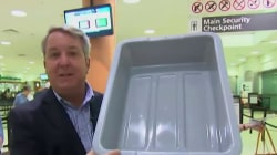 New technology to speed airport screening