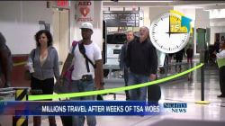 TSA in Hot Seat as Memorial Day Travel Begins