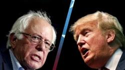 Donald Trump withdrawals debate offer with Bernie Sanders